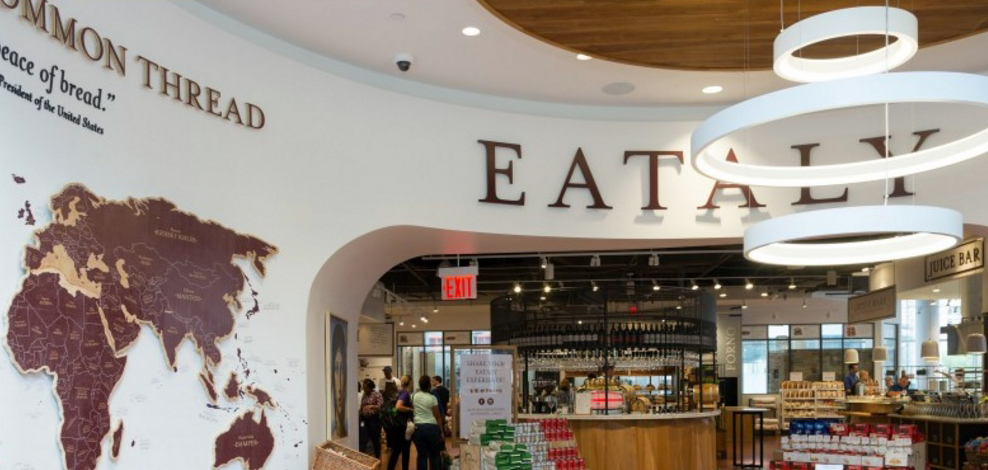 Eataly New York Downtown
